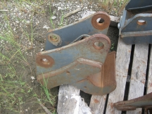 Volvo Backhoe Quick Coupler