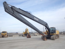 2008 John Deere 350D LC Long Reach 72'