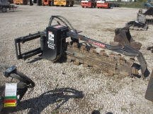2011 Bradco 625 Trencher Assembly