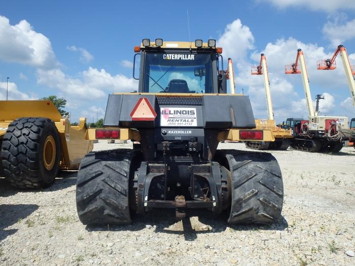 Used Cat Tractors Challenger 75c