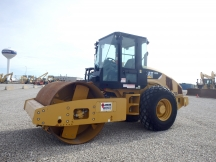 2011 Cat CS56 Smooth Drum