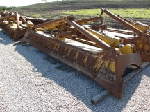 Cat D8T Dozer Blade and C-Frame