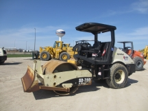 2005 Ingersoll Rand SD70D TF Smooth Drum
