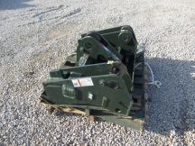 "2012 JRB 500HVVO ""Interchange"" Wheel Loader Coupler"