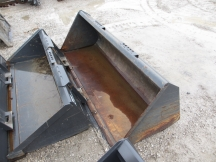 "84"" Skid Steer Bucket"