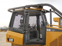 2008 Cat Dozer D5K Forestry Kit