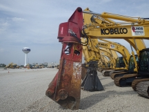 2013 LaBounty MSD1500R Rotating Shear