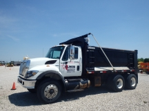 2008 International 7400 Tandem Dump