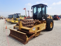 2010 Cat CP56 Padfoot Roller