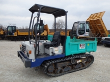 2013 IHI IC35 Mini Dumper