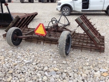 Dutlinger 18' Spike Drag Harrow