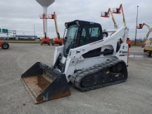 2014 Bobcat T870 - High Flow
