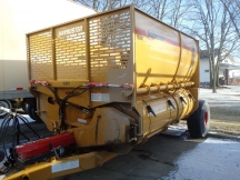2012 Haybuster 2800 Bale Processor