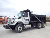 2011 International 7400 Workstar Tandem Dump