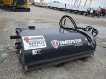 2015 Sweepster SB6 Hopper Broom