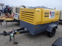 2014 Atlas Copco XAS 400 JD7