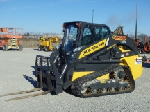 2016 New Holland C238 - High Flow