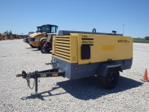 2012 Atlas Copco XAS375CD6