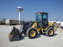 2011 New Holland W80BTC