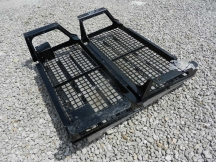 Cab D6T Rear Window Cab Protection Screen