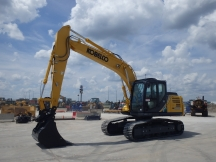 2017 Kobelco SK170-10LC w/Heavy Counterweight
