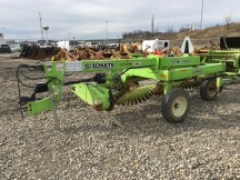 2017 Schulte SRW1400 Rock Windrower