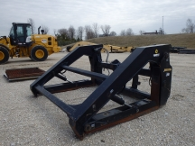 "2014 JRB 16"" x 72"" Wheel Loader Pipe Clamp"