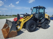 2017 New Holland W80C HS