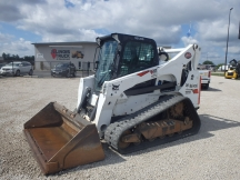 2018 Bobcat T870 - High Flow
