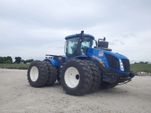 2018 New Holland T9.600 4WD