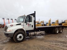 2018 International 4400SBA Tandem Flatbed