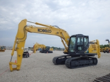 2018 Kobelco SK170LC-10 w/ Heavy Counterweight