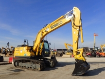 2018 Kobelco SK170LC-10 w/Heavy Counterweight