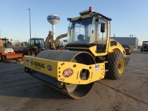 2019 Bomag BW213D-5 Smooth Drum