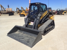 2019 New Holland C245 - Hi Flow