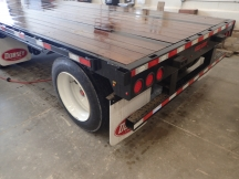 2019 Dorsey DF48 Step Deck Air Ride Semi