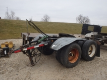 2000 Obrecht Tandem Axle Dolly Cart