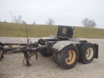 1998 Obrecht Tandem Axle Dolly Cart