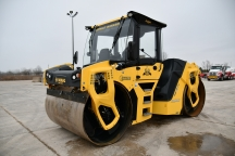 2017 Bomag BW191 AD-5 AM Double Drum
