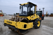 2017 Bomag BW177PDH-5 Padfoot Drum