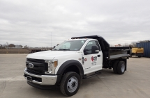 2019 Ford F450XL SD Dump