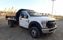 2019 Ford F550XL SD Dump