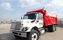 2020 International HV607 Tandem Dump
