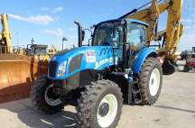 2015 New Holland T6.140