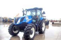 2019 New Holland T6.155