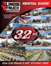 Construction Equipment, Rental Illinois, heavy equipment rental